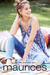 maurices june catalog