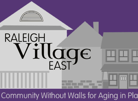 Learn more about Raleigh Village East!