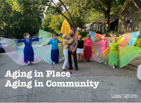 """Video: """"Aging in Place,Aging in Community: Stories, Tools, and Resources"""""""