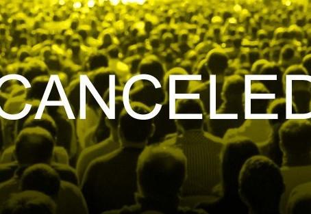 3/15 RVE Info Meeting - Canceled