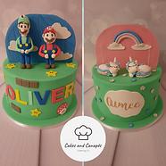 Mario Unicorn Cake.png