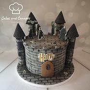 Harry Potter Cake Logo.png