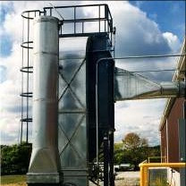 Dust Collection System for combustible dusts