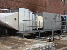 Hydrodynamic Scrubber | Wet Scrubber System