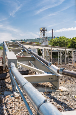 Pneumatic Piping Bridge to CV-36