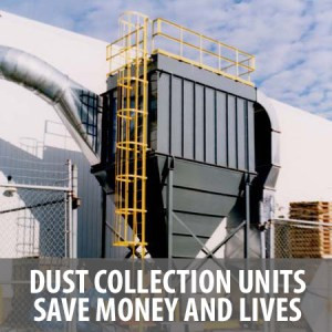 Dust Collection Units Save Money and Lives