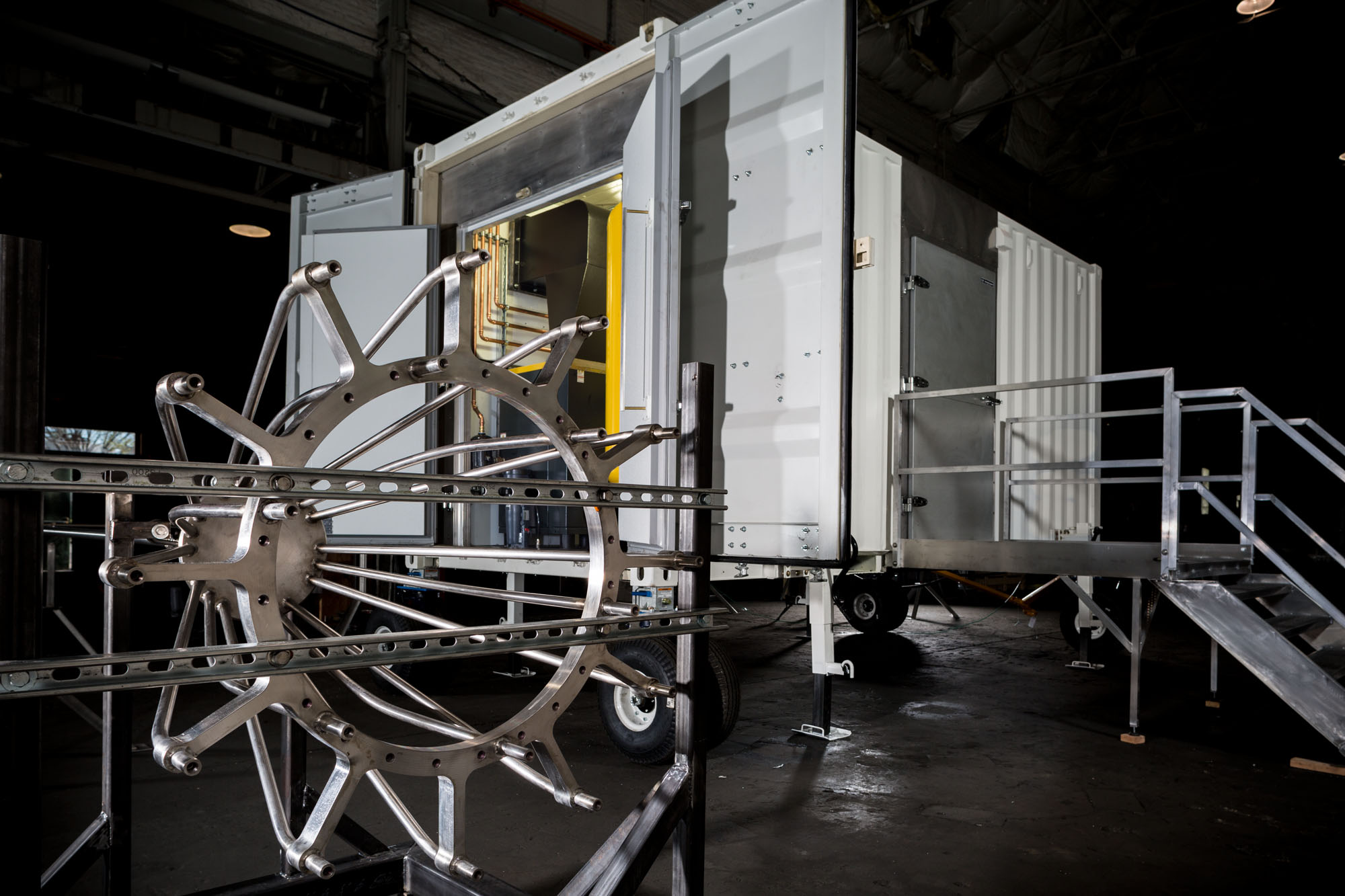 Desert Wind™ Portable Test Rig