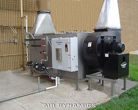 CKV Hydrodynamic Scrubber by Air Dynamics