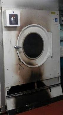 Burnt Dryer Unit | On-board Laundry System