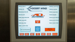 Desert Wind™ HMI Touch Screen