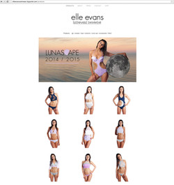 Elle Evans Sustainable Swimwear