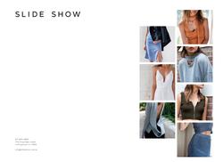 Slide Show Winter 2016 Lookbook