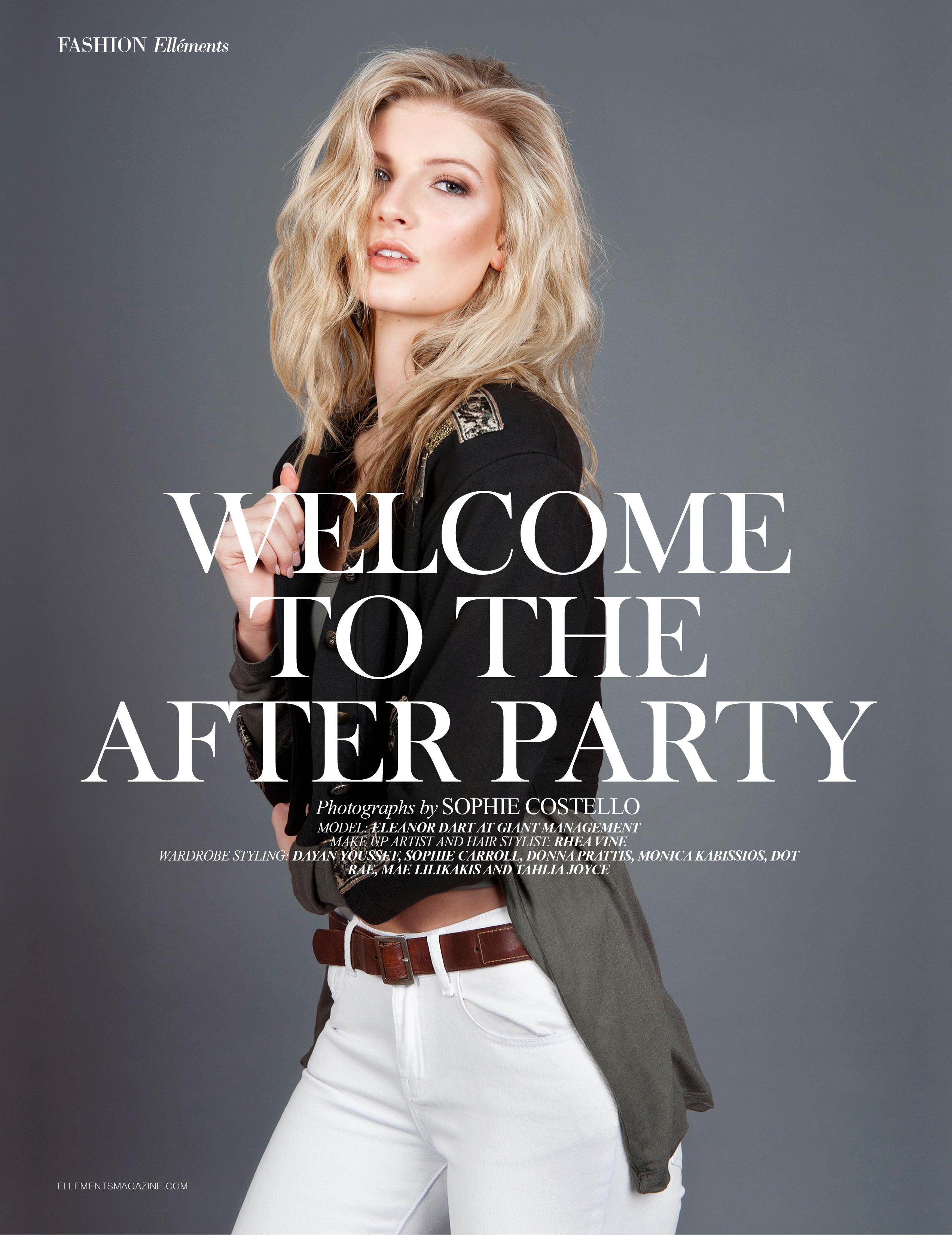 Ellements Magazine November 2015