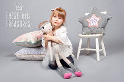 These Little Treasures Look book