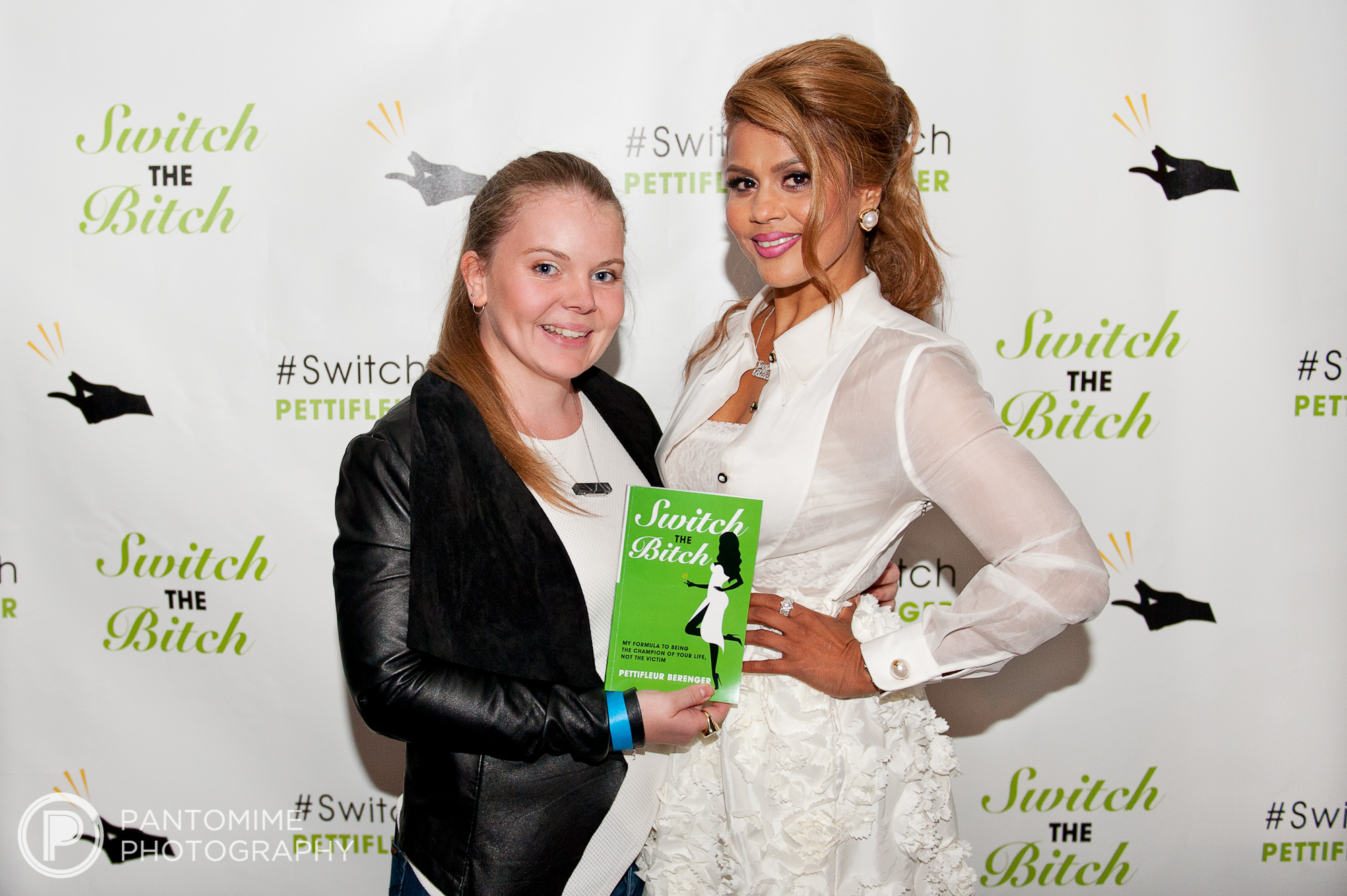 Switch the Bitch Book Launch