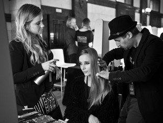 BTS MELBOURNE SPRING FASHION WEEK 2014 - THE MAKEUP, THE MODELS, THE MADNESS