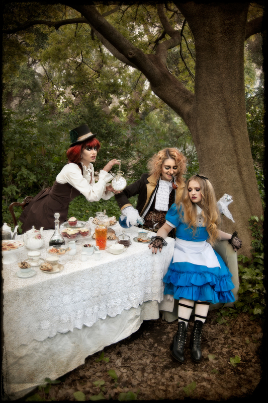 Madd Hatters Tea Party
