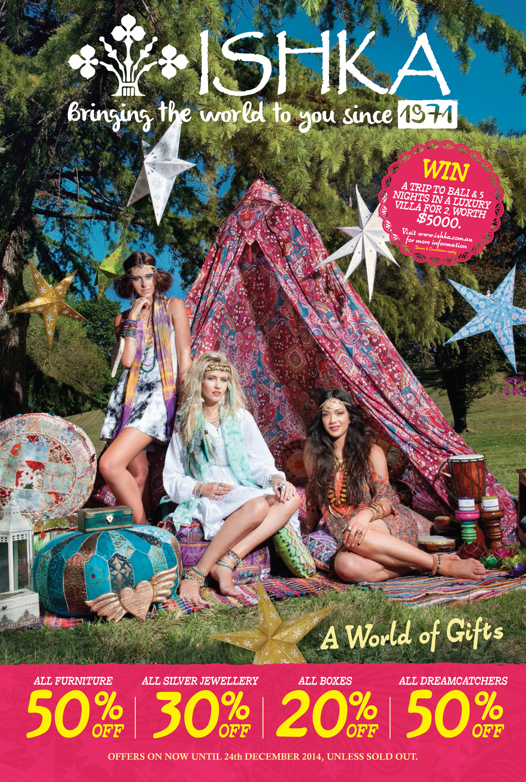 Ishka Christmas Catalogue 2014