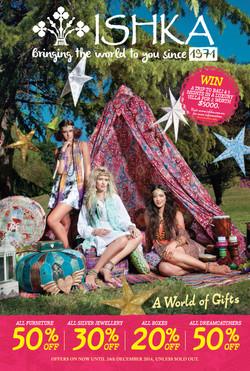 Ishka Christmas Catalogue 2014