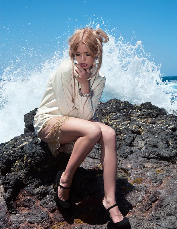 Tinsel Tokyo Magazine May 2014