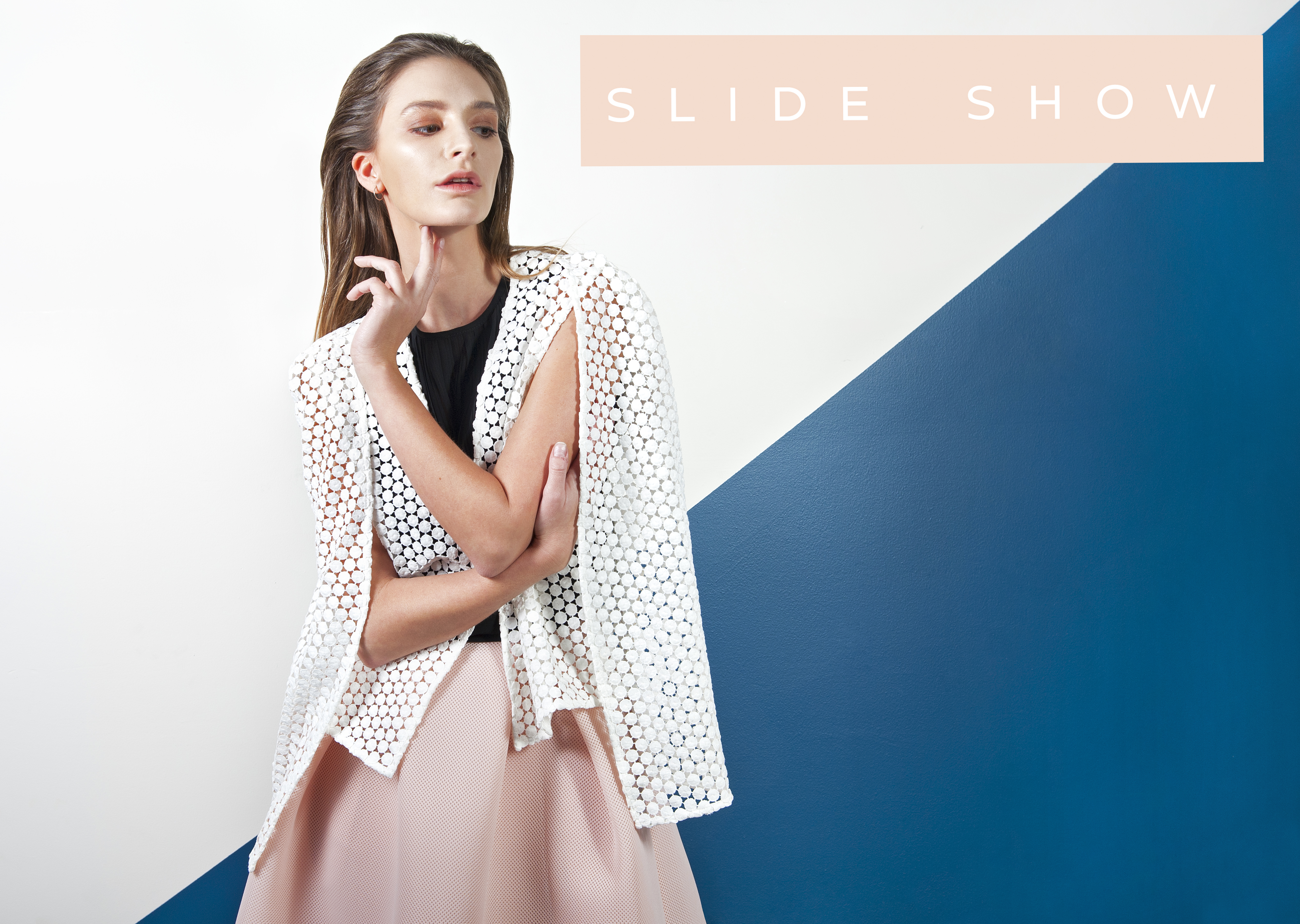 Slide Show SS15 Lookbook