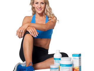 One Strong Mum photo shoot for GNC livewell Australia