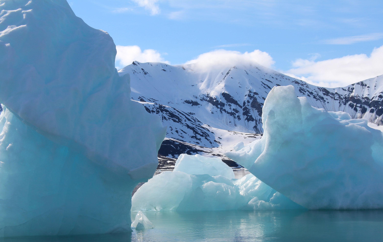 untitled, iceberg series 2019