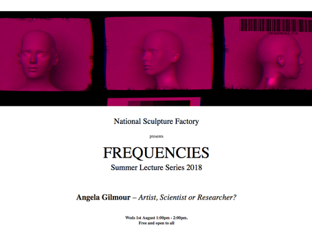 FREQUENCIES Summer Lecture Series 2018