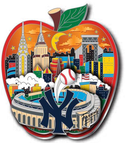 New York Yankee Collectors Pin