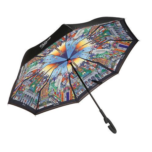 Fazzino Pop Art Umbrellas