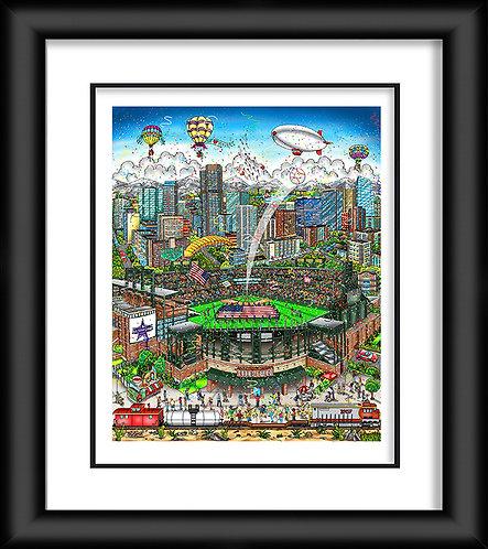 2021 MLB All-Star Game Mini Print: Denver