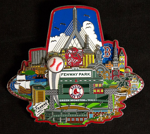 Boston Red Sox Collectors Pin