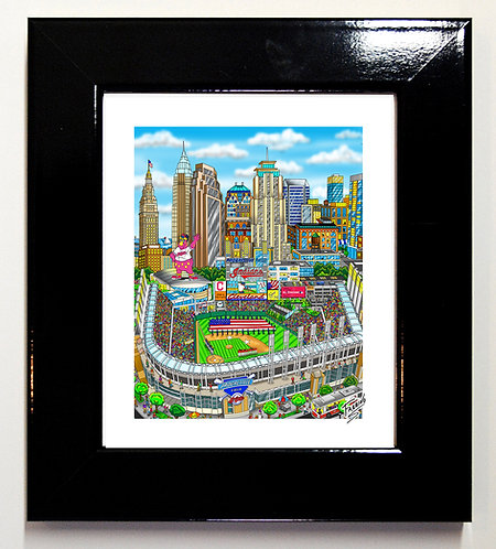 2019 All Star Game Cleveland MiniPrint