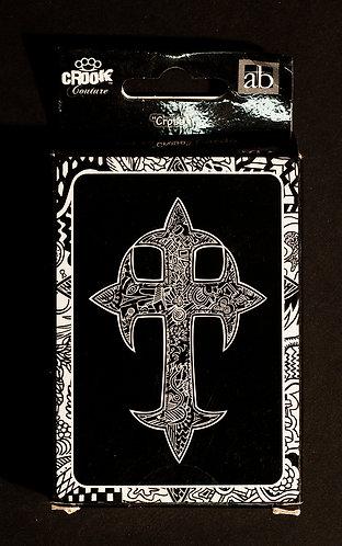 Heather Fazzino Cross Playing Cards