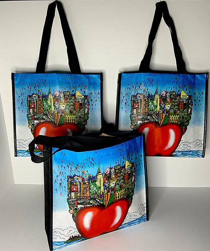 Fazzino Recyclable Shopping Bags Single