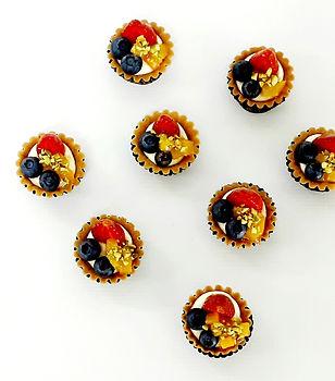 Mini - Strawberry, Blueberry, Peach