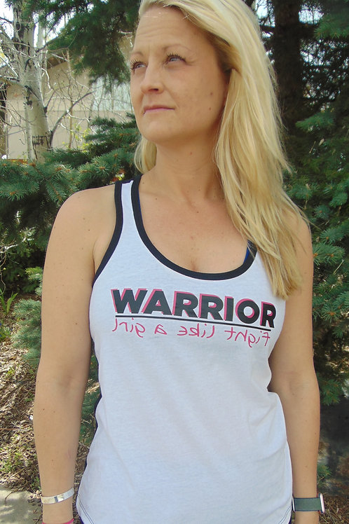WARRIOR/Fight Like a Girl