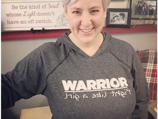 I'm A Warrior and I Fight like a Girl