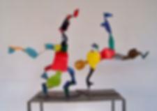 A_Capoeira_1_et_2_métal_peint_65x60_cms_