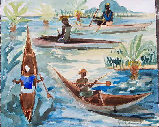 Pêcheurs (Madagascar)