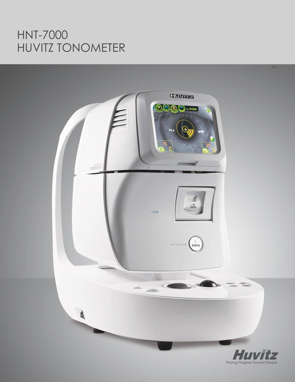 Non-contact-tonometre