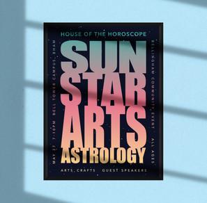 Stars Arts Astrology
