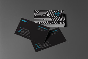 Aptiv Business Cards