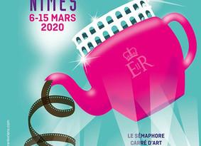 """Le Festival """"Ecrans britanniques"""" à Nîmes"""