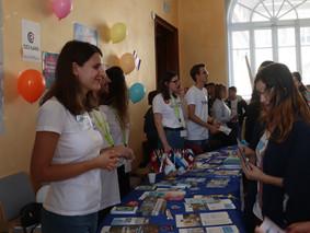 Elena, volontaire russe à la Maison de l'Europe !