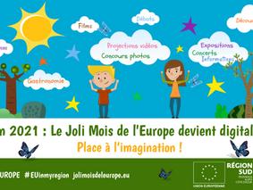 Le Joli Mois de l'Europe – Mai 2021