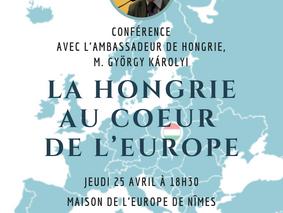 Cycle de conférences autour des Elections européennes 2019