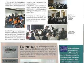 Soutient de Christophe Cavard, député européen de la 6ème Circonscription du Gard