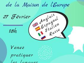 Café Linguistique, 27 février