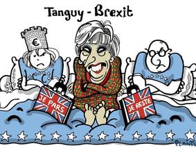Brexit : encore un instant, je vous prie Monsieur le bourreau ! *
